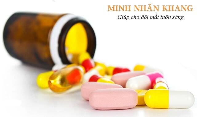 Bổ sung các vitamin và khoáng chất với lượng phù hợp là cách điều trị thoái hóa điểm vàng hiệu quả